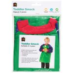 Ec Smock Toddler 2-4 Year Green And Blue | 61-227510