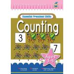 Greenhill Activity Book 3-5yr Counting | 61-227570
