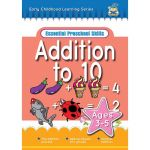 Greenhill Activity Book 3-5yr Addition To 10 | 61-227572