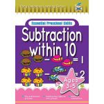 Greenhill Activity Book 3-5yr Subtraction Within 10 | 61-227573