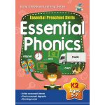 Greenhill Activity Book 5-7yr Essential Phonics | 61-227576