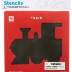 Ec Stencil Set Transport Set 6 | 61-227644