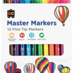 Ec Master Markers Pack 12 | 61-227646