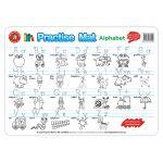 Lcbf Practise Mats Alphabet | 61-227879