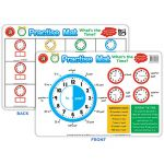 Lcbf Practice Mats What\'s The Time | 61-227883