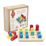 Lcbf Colour And Shape Sorting Board | 61-227904