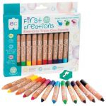 Ec First Creations Easi-grip Triple One Wooden Pencils Pack 12 | 61-227941
