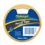 Sellotape Economy Parcel Tape 48mm X 50m Clear | 61-2280180