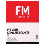 Fm Pocket Copysafe A4 Premium Glass Clear 50um Box 100 | 61-278016