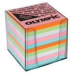 Olympic Memo Cube Full Height Complete | 61-302200