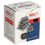 Colop Stamp Pad E30 Red 18x47mm | 61-350675