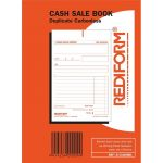 Rediform Book Cash Sale R/cashbook Duplicate 50 Leaf | 61-437331
