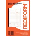 Rediform Book Multipurpose R/multibk3 | 61-437333