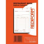 Rediform Book Restaurant R/restbk Duplicate 50leaf | 61-437338