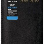 Milford Diary Fsc Mix 70% Mid Year Boston A5 Wtv July 20-june 21 | 61-441348