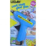 Ledah Cool-melt Glue Gun 9w + 2 Sticks | 61-LGUN