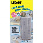 Ledah Cool-melt Glue Sticks Clear 7mm 14pc | 61-LS7CL