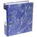 Fm File A4 Blue Laminated Lever Arch   61-S14162