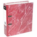 Fm Binder Laminated Red A4 Lever Arch   61-S14163