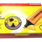 Stabilo Boss Highlighter 70/54 Orange Pack 10 | 68-03962S1
