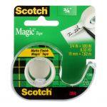Scotch Magic Tape Dispenser 105 19mm X 7.62m | 68-10151