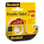 Scotch Double Sided Tape Dispenser 137 12mm X 11.4m | 68-10154