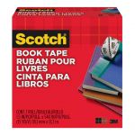 Scotch Tape Book Repair 845  101mm X 13.7m Transparent   68-10161