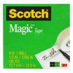 Scotch Magic Tape 810 12.7mmx33m | 68-10181