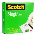 Scotch Magic Tape 810 25.4mmx66m | 68-10185