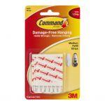 Command Strips Refill 17021p Medium White Pk/9 | 68-10355