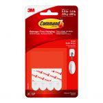 Command Strips Refill 17022 Small White Pk/20 | 68-10376