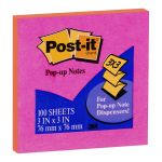 Post-it Notes Pop Up Refill R330-n-alt 76x76mm  100 Sheet Pad | 68-10585
