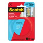 Scotch Mounting Tape 410p 25mm X 1.5m Clear   68-10711