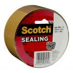 Scotch Sealing Tape 3609 Fps-1t 48mm X 50m Tan | 68-10855
