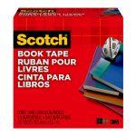 Scotch Tape Book Repair 845  38mm X 13.7m Transparent   68-10918