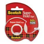 Scotch Super-hold Tape 198 19mm X 16.5m Roll | 68-10925