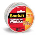 Scotch Packaging Tape 3650 Storage Super Clear 48mm X 50m | 68-10927
