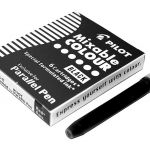 Pilot Parallel Pen Black Cartridge 6pk (ic-p3-s6-b)   68-20268