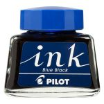 Pilot Fountain Pen Ink 30ml Blue Black (ink-30-bb) | 68-20386