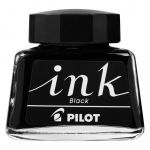 Pilot Fountain Pen Ink 30ml Black (ink-30-b) | 68-20395