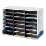 Bankers Box Literature Sorter 21 Compartment | 68-F0421003