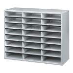 Bankers Box Literature Sorter 24 Compartment | 68-F25041