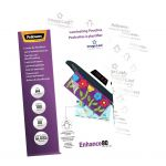 Fellowes Laminating Pouches A4 Gloss 80 Micron Pack 100 | 68-F5306114