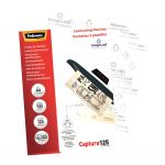 Fellowes Laminating Pouches A4 Gloss 125 Micron Pack 100   68-F5307407