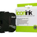 Icon Compatible Brother Lc38/lc67 Black Ink Cartridge | 68-IB3867B