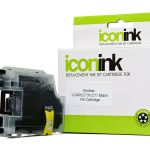 Icon Compatible Brother Lc77 Lc73 Lc40 Black Ink Cartridge | 68-IBLC77B