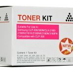 Icon Compatible Samsung Clp-300 Magenta Toner Cartridge | 68-IS300M