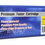Compatible Xerox Ct201117 Yellow Laser Cartridge | 68-XC1110Y