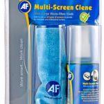 Af Screen-clene + Large Microfibre Cloth ~ 200ml | 77-AMCA_200LMF