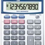 Canon Ls-100ts Solar & Battery 10 Digit Calculator | 77-LS100TS